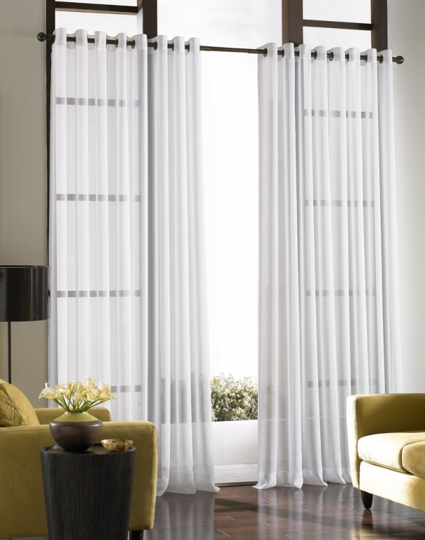Contemporary Curtains For The Living Room - Euskal.net